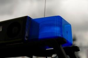 Polizei, Blaulicht