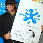 Online-Aktion: Udo sucht Rocker für Wasserkampagne