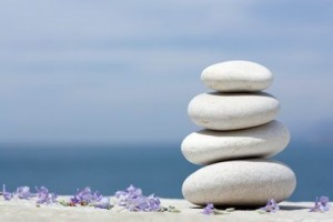 innere Ruhe, in seiner Mitte sein, Meditation