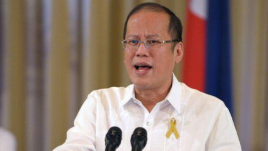philippinischer Praesident, Benigno Aquino