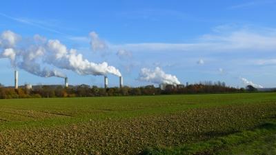 Braunkohlekraftwerk, Niederaußem, Braunkohlekraftwerkgruppe, RWE
