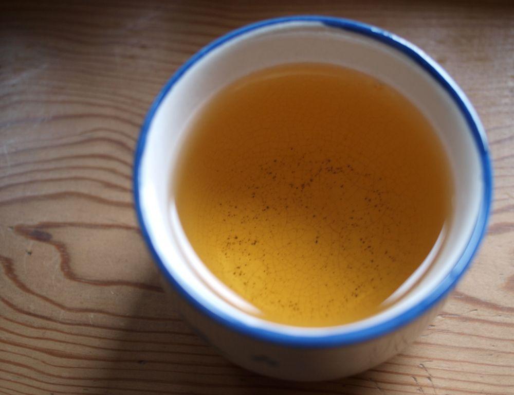 Gruener Tee, Teetasse, Teeschale