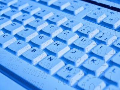 Tastatur, positive Nachrichten, Erfolgsgeschichte