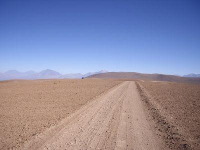 Wüste, Chile