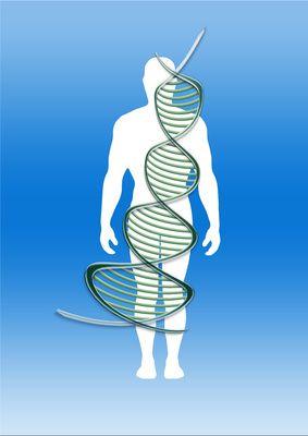 DNA, DNA-Strang, positive Nachrichten