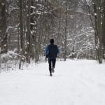 Gesundheit und Glück: Laufen im Winter