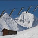 Weltweit erster Solarskilift steht in der Schweiz