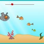 Die Maus fischt Müll aus den Ozeanen