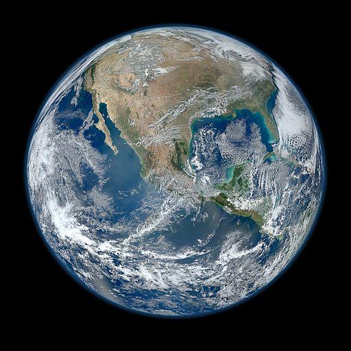 mutter erde, blauer planet, umwelt, natur, positive nachrichten