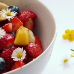 Blau- und Erdbeeren sind gut fürs Herz