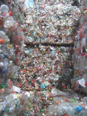 PET-Flaschen, Plastikflaschen, positive nachrichten