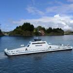 In Norwegen fährt bald die erste Elektrofähre