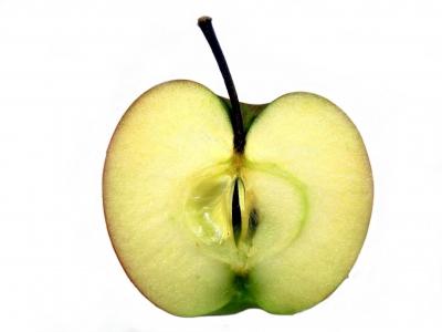 halber Apfel, positive nachrichten, zu gut fuer die tonne, rezepte aus resten