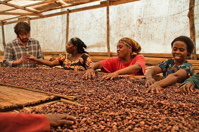 schokolade, fair trade, positive nachrichten