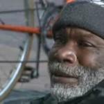 Obdachloser gibt Diamantring zurück und wird belohnt