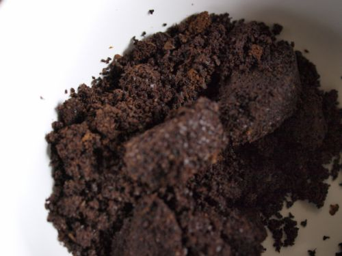 Kaffeesatz, positive nachrichten, naehrboden
