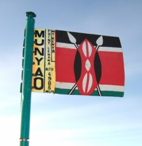 Mount Kenia, Afrika, TV-Debatte, positive nachrichten