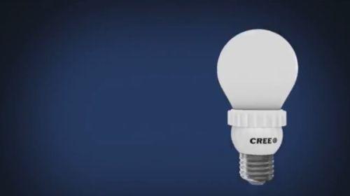 Cree LED-Lampe