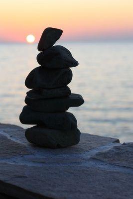Gleichgewicht, Harmonie, Zen, positive nachrichten, paulo coelho