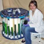 17-Jährige entwickelt neuen Algenreaktor zur Biospritherstellung