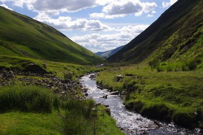 Schottland gruene Taeler, positive nachrichten, fairtrade-nation