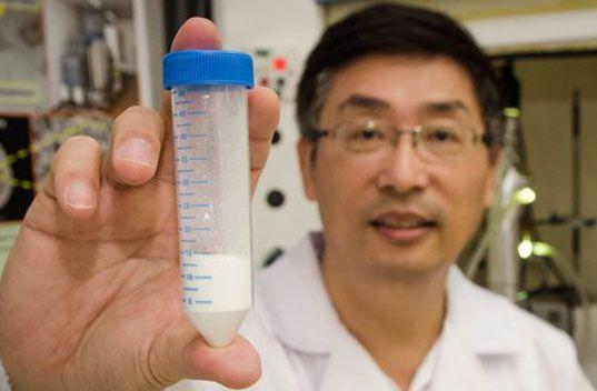 Darren Sun, Wunder-Nanomaterial, positive nachrichten