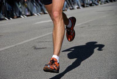 Laufen, Marathon, Pavegen, positive nachrichten