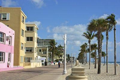 Miami, Strandpromenade, positive nachrichten, florida