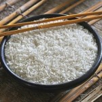 Neue Reissorte ist resistent gegen Salzwasser