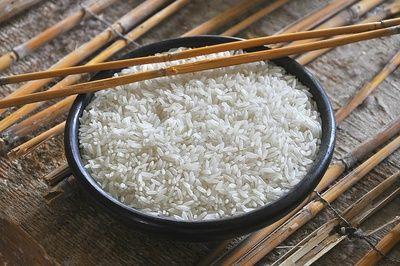 Reis-Schale, positive nachrichten, asien, reissorte, Reissorte resistent gegen Salzwasser