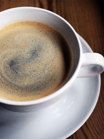 sospeso, kaffee, weisse tasse, positive nachrichten