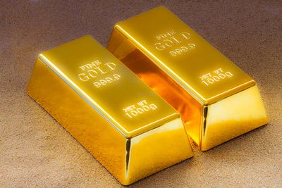 Goldbarren, umweltfreundliche Goldgewinnung mit Zucker, positive nachrichten