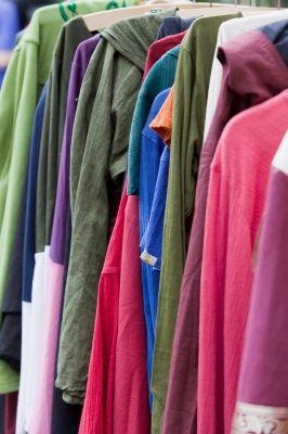 Kleidung, bunt, Kleidertausch, positive nachrichten
