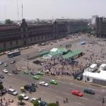 Mexico-City: aktiv gegen Smog