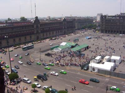 Mexiko-Stadt, Mexico-City, positive nachrichten