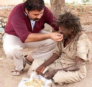 Narayanan Krishnan, indien, arme, obdachlose, beduerfige, positive nachrichten