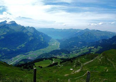 Atemberaubende Berglandschaft, explore, positive nachrichten, timberland, earthkeeper