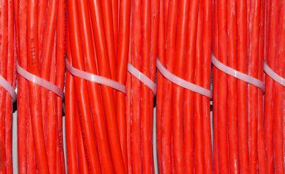 Kabel, Kabelsalat, Kabelisolierung, Kabelbinder,, positive nachrichten, plastik aus bananenschalen