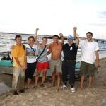 Dutzende Delfine und Wale von Tierschützern gerettet