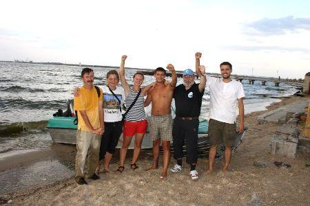 gelungene delfin- und walschutzaktion, positive nachrichten
