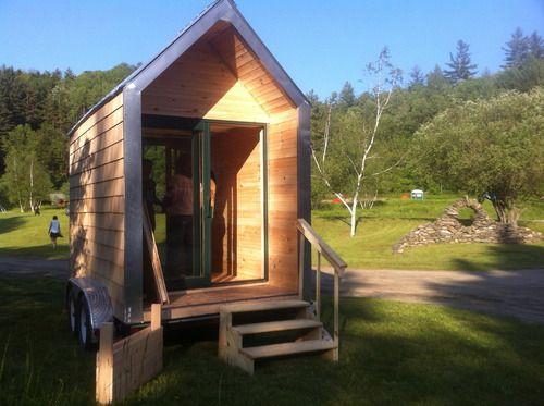 Mushroom Tiny House, Pilz-Isolation, positive nachrichten, alternativer baustoff, nachhaltige isolation