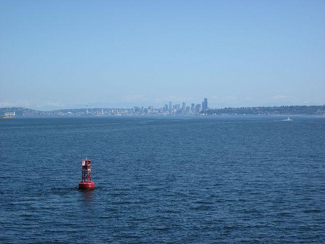 Puget Sound, ESP, Roboter, giftige Algen, positive nachrichten