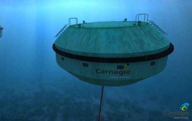 Carnegie Wave Energy, trinkwasser, meerwasser, positive nachrichten