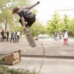 Mit Skateboard-Aktion einfach mal ″Hallo″ sagen