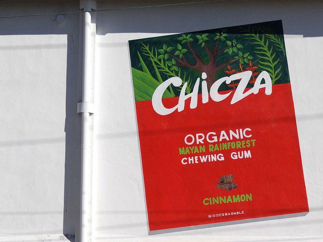 chicza, chicle, kaugummi, biokaugummi, organic, maya, positive nachrichten
