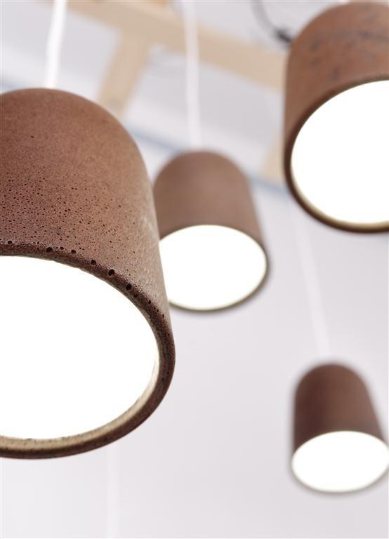decafe, lampen aus kaffeesatz, positive nachrichten, recycling