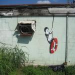 New York – Banksy lässt Originale für 60 Dollar verkaufen