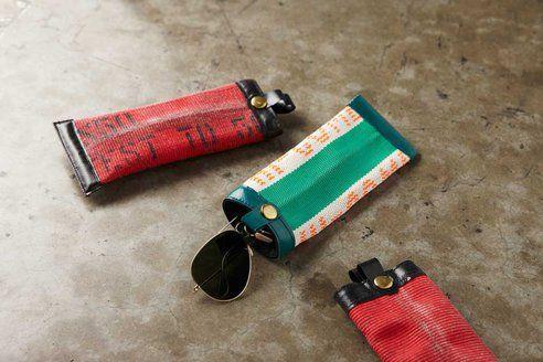 Brillenhuellen, Feuerwehrschlauch, positive nachrichten, design