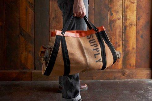 Tasche, Feuerwehrschlauch, design, positive nachrichten
