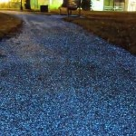 Leuchtende Straßen – die Straßenbeleuchtung der Zukunft?